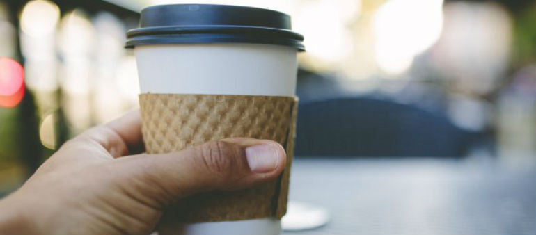 A Coffee Cup Tax Is Being Considered