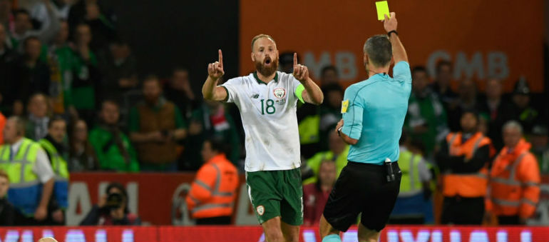 Meyler: Ireland don't have to win pretty
