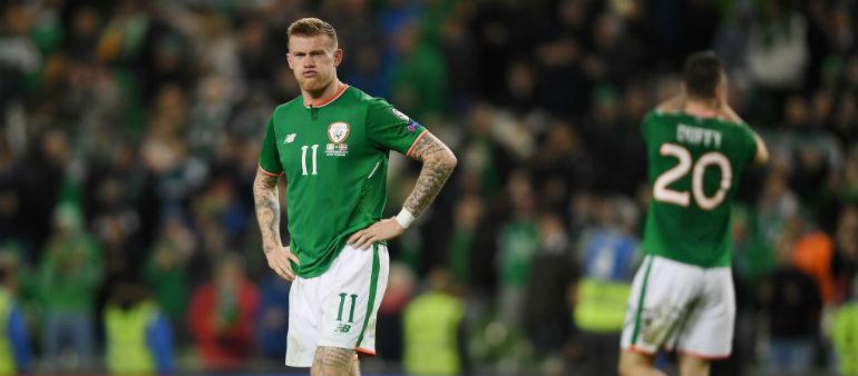 McClean hits back at Ireland critics