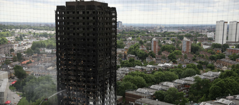 Grenfell Tower Death Toll Confirmed