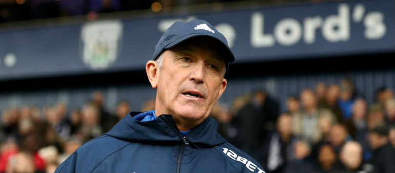 Pulis gets the boot at West Brom