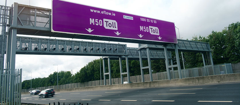 Crackdown On M50 Toll Dodgers