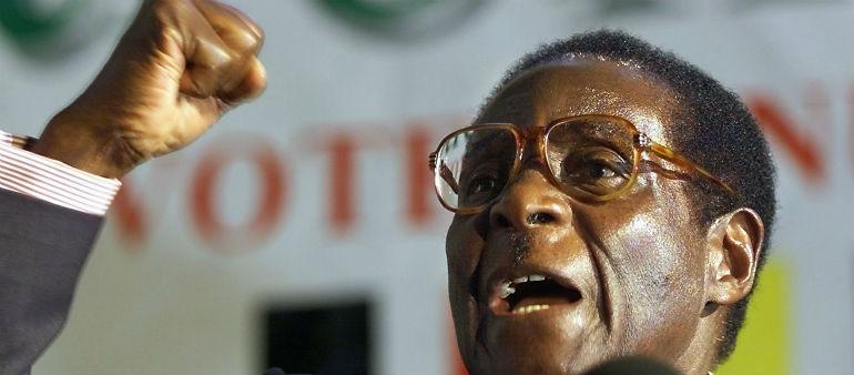 Mugabe Quits