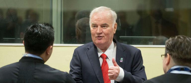 Mladic jailed for life