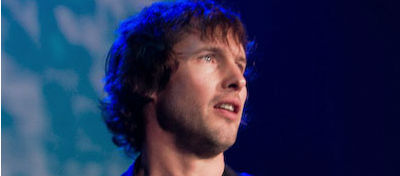 James Blunt Plays Dublin Tonight
