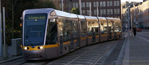 Metro North To Include Luas Green Line