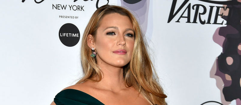 Blake Lively's Left Dublin After Injury