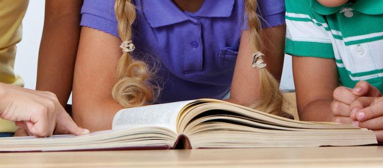 Irish Primary Kids Have Top Reading Skills