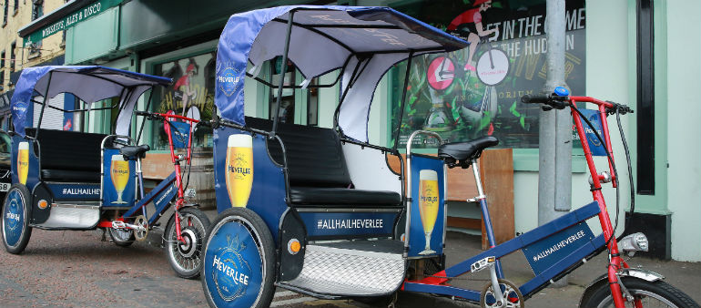 There's A Call To Ban Rickshaws In Town