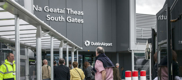 Airport Opens New Boarding Gate Area