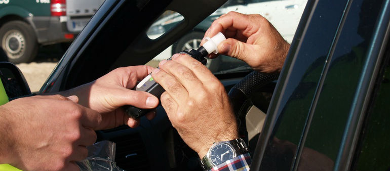 DUI arrests up in December