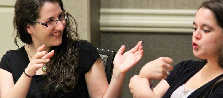 Irish Sign Language Now Offical Language