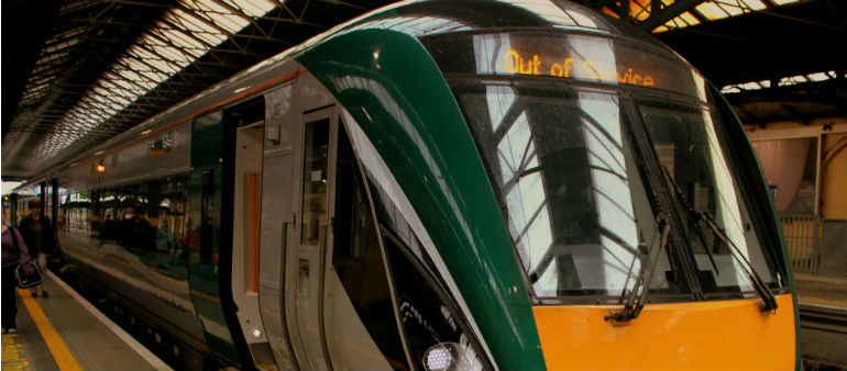 Irish Rail Drivers Reject Pay Deal