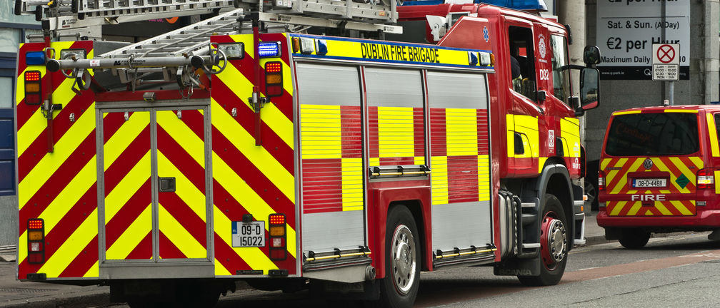 Dublin Fire Brigade Upgrades Controversial Kit