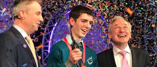 Young Scientist Prizes Awarded At RDS