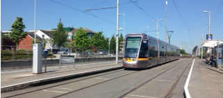 New bus to connect Finglas to Luas