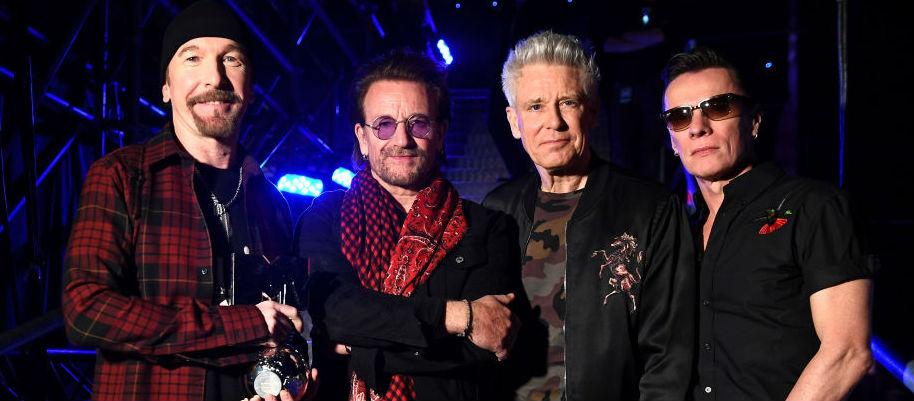 U2 To Play Dublin And Belfast