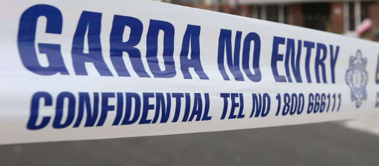 Loaded Sub Machine Gun Seized In Dublin