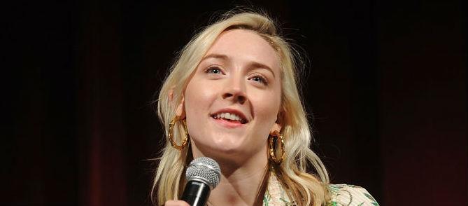 Oscar Nod for Saoirse Ronan