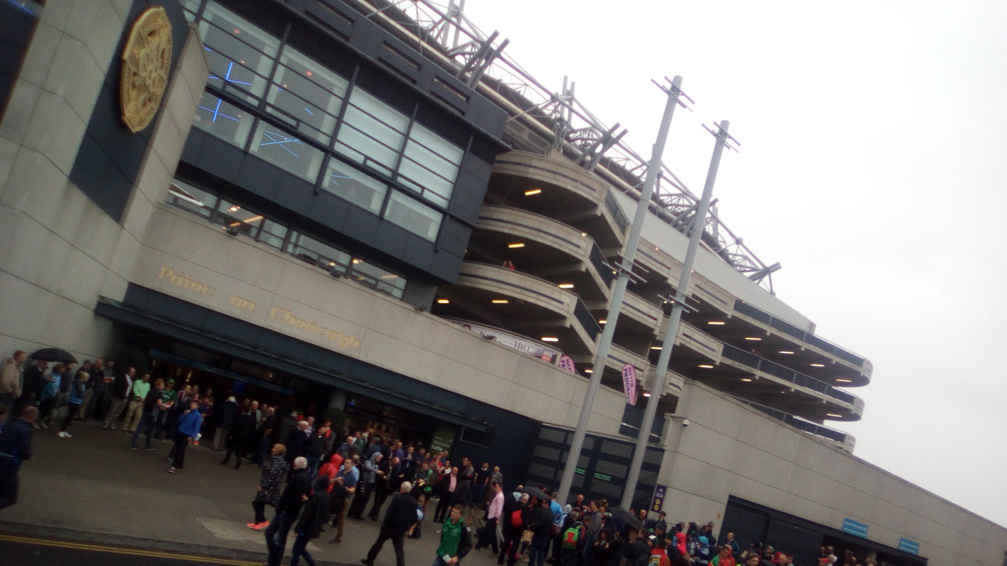 Croker locals asked about another concert