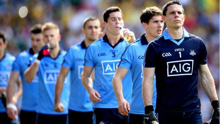 Dubs Bag Another Win In Allianz National Football Clash With Tyrone