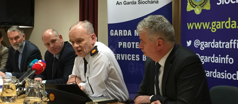 Gardai Step Up Child Safety Campaign