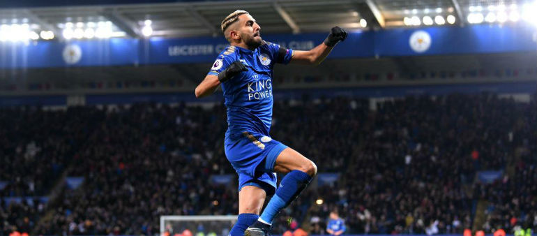 PFA offers to resolve Mahrez stand-off