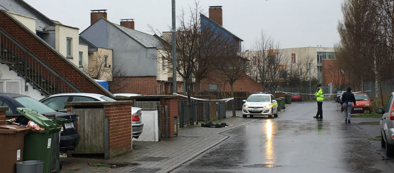 Man Still Held After Lucan Stabbing