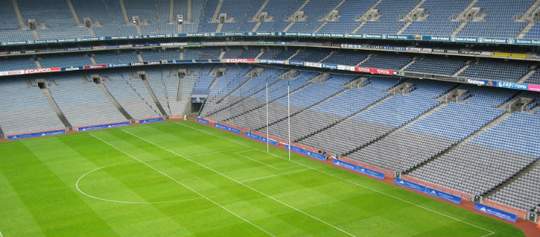 Double Win At Croker For Dublin Sides