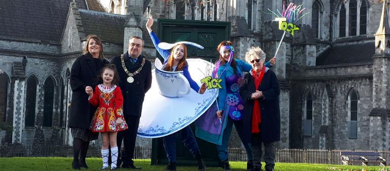 St Patrick's Festival Reveal 2018 Theme