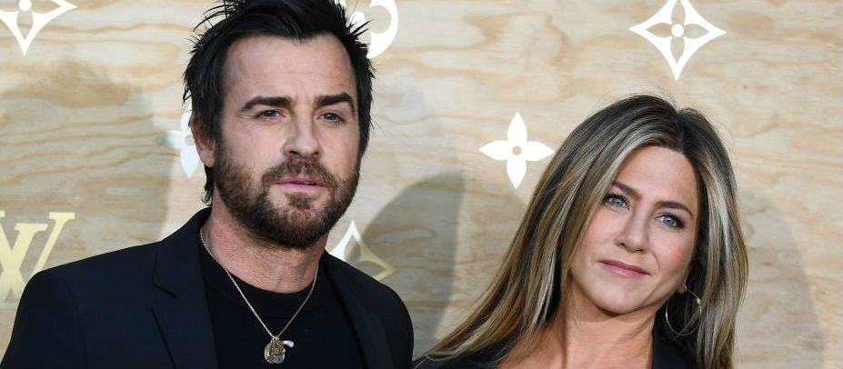 Jennifer Aniston And Hubbie Split