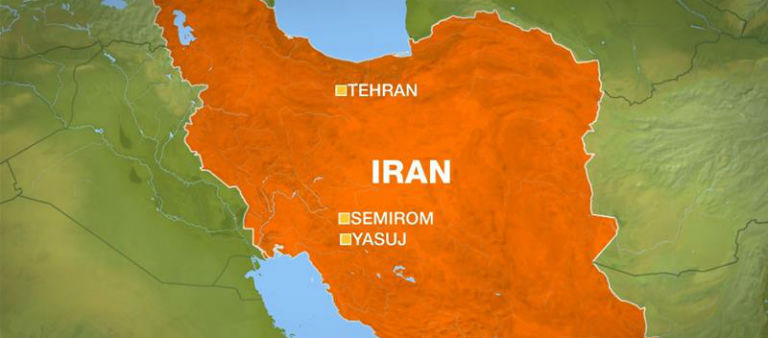 Over 60 Dead In Iran Plane Crash
