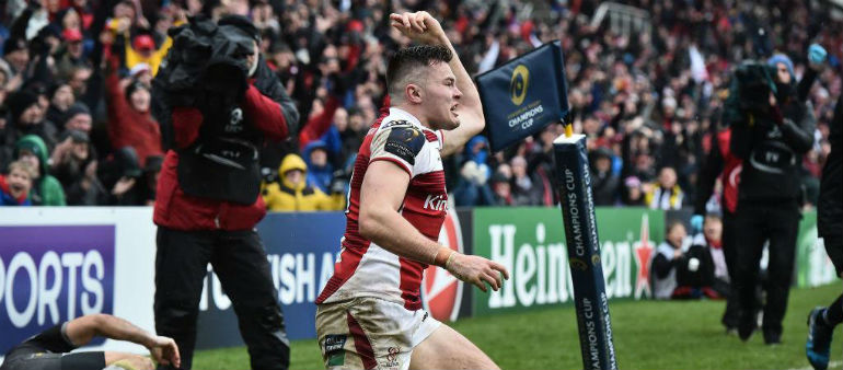 Stockdale pens new deal with Ulster