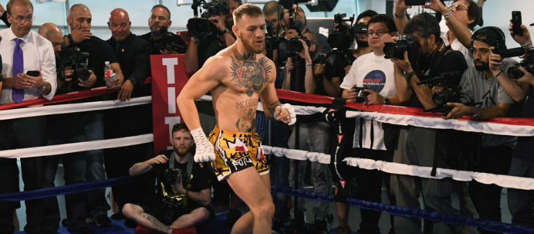 McGregor to be STRIPPED of Lightweight title