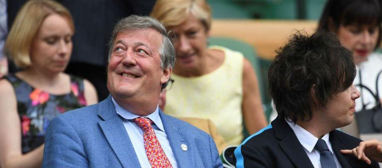 Stephen Fry reveals cancer diagnosis