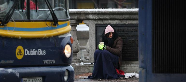 Homeless Crisis Hits New Record