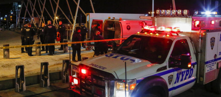 Five Killed In NY Helicopter Crash