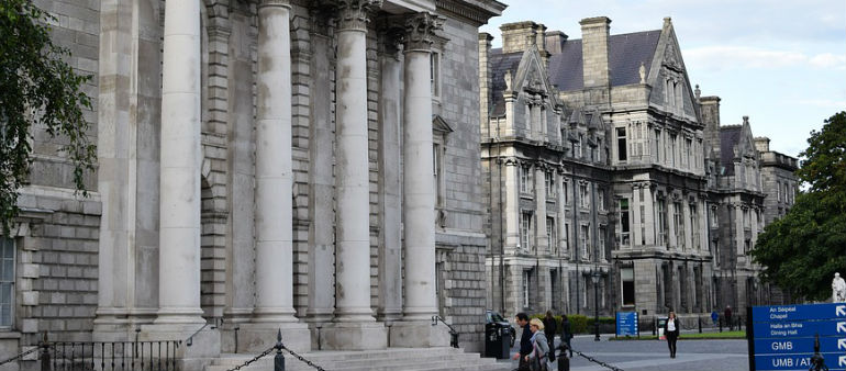Students Continue Trinity Protest