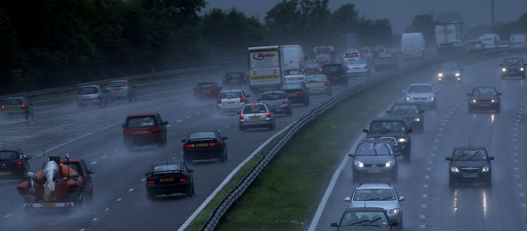 Flood Warning For Motorists