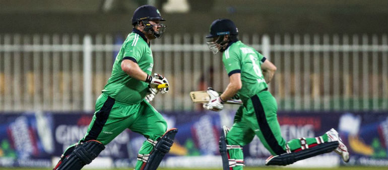 Lucky let off for Cricket Ireland