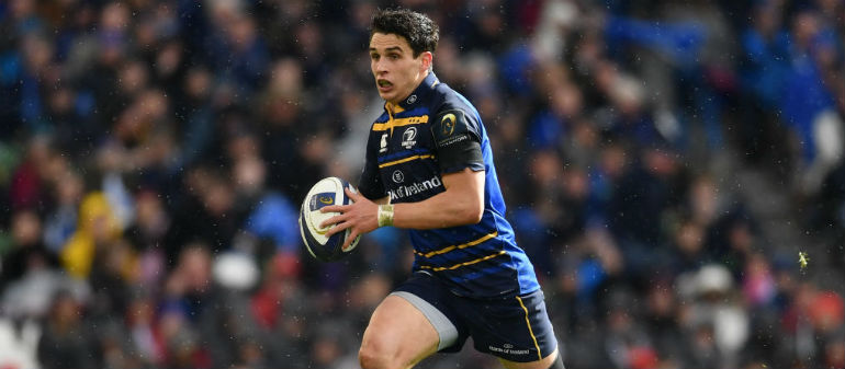 Internationals return for Leinster