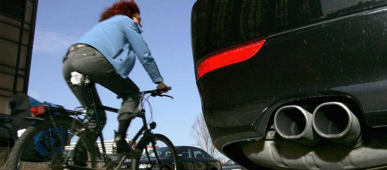 Audit Highlights Issues For Cyclists