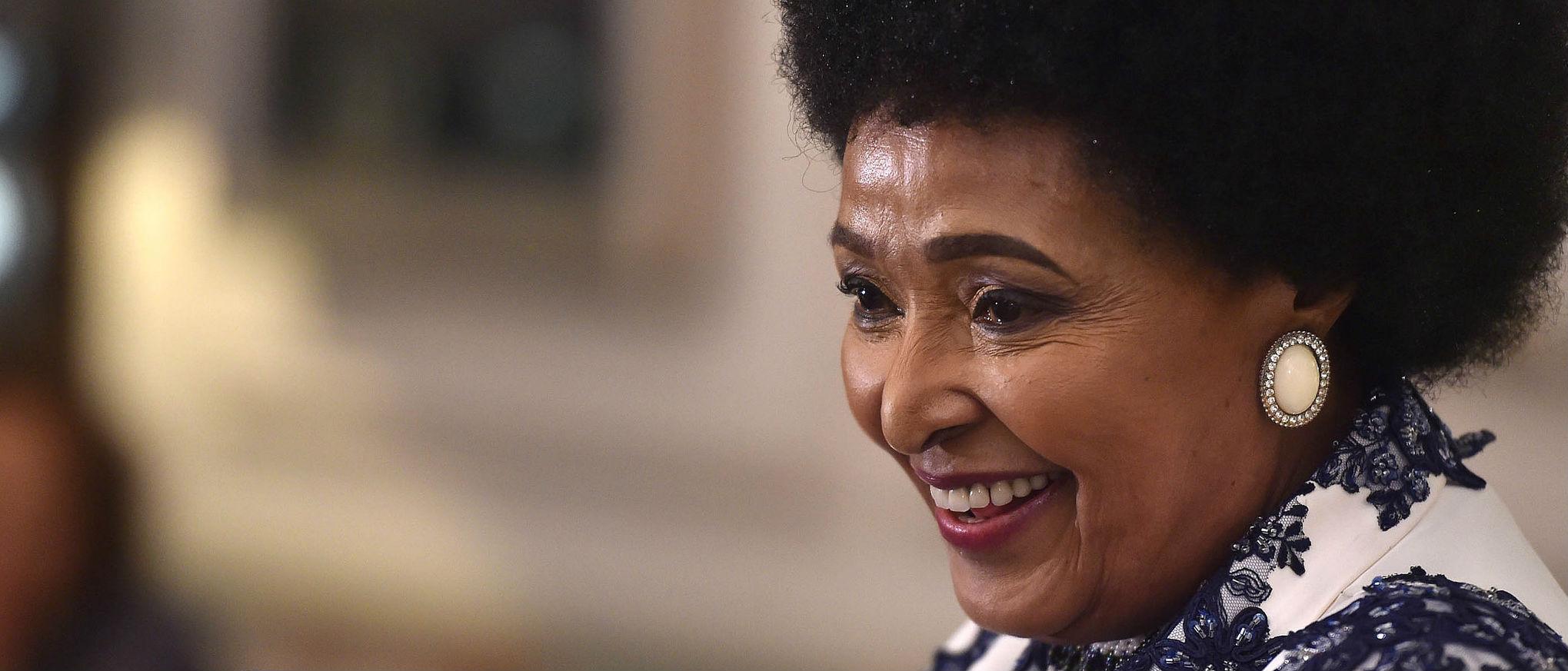 Winnie Mandela Has Died Age 81