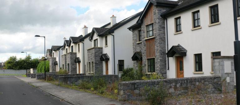 Dublin House Prices Ease