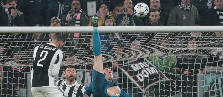 Ronaldo Stunner Helps Down Juventus