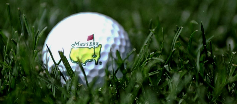 Golfers Gear Up For Augusta Test