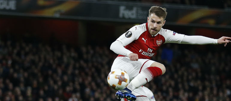 Ramsey Helps Gunners To Victory