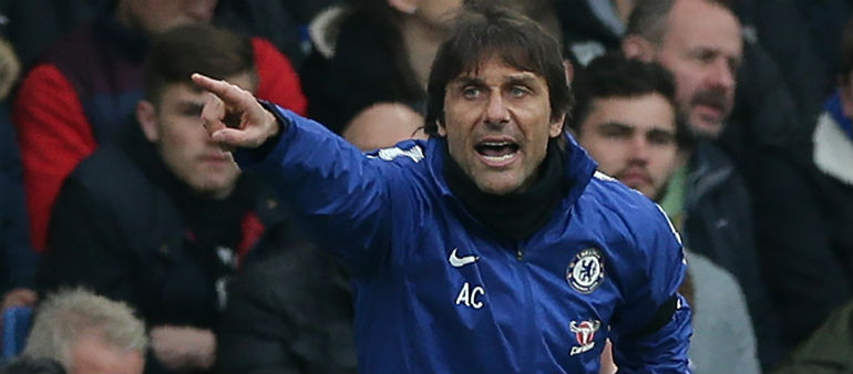 Conte Frustrated After Draw