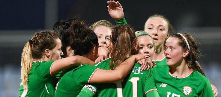 Ireland face European champions in Tallaght