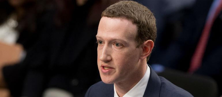 Zuckerberg Faces Second Day In Hotseat